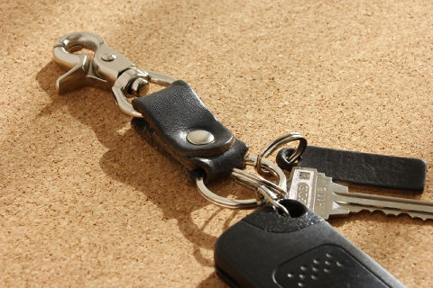 スマートキーで車が盗まれる